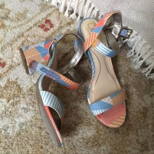 Circus by Sam Edelman summer sandals size 6 NWOT